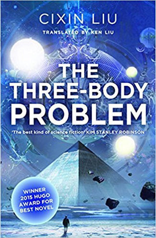 The Three-Body Problem-Books-TBHPD-Helmetdon