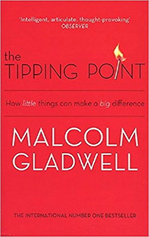 The Tipping Point: How Little Things Can Make a Big Difference-Books-TBHPD-Helmetdon