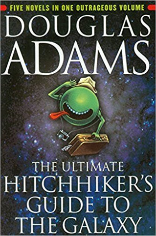 The Ultimate Hitchhiker's Guide to the Galaxy-Books-TBHPD-Helmetdon