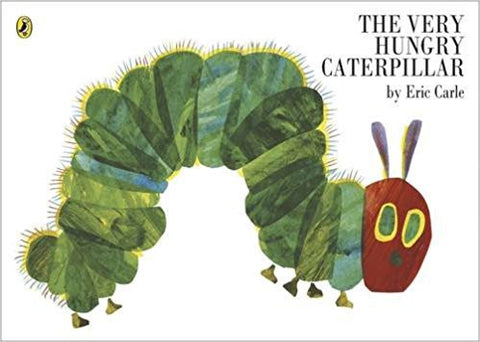 The Very Hungry Caterpillar-Books-TBHPD-Helmetdon