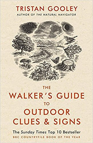 The Walker's Guide to Outdoor Clues and Signs-Books-TBHPD-Helmetdon