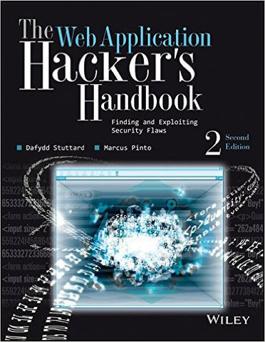 The Web Application Hacker's Handbook: Finding and Exploiting Security Flaws, 2ed-Books-TBHPD-Helmetdon