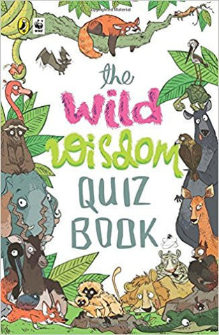The Wild Wisdom Quiz Book-Books-TBHPD-Helmetdon