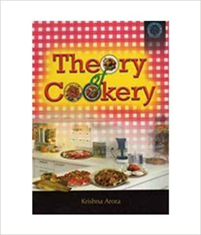 Theory Of Cookery-Books-TBHPD-Helmetdon