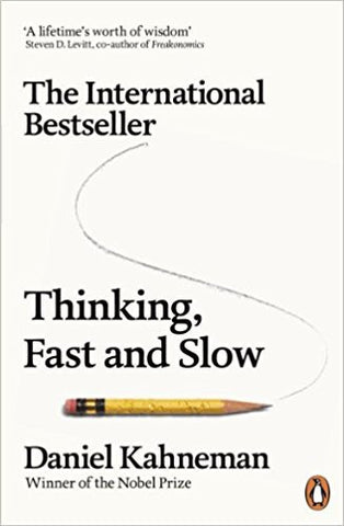 Thinking, Fast and Slow (Penguin Press Non-Fiction)-Books-TBHPD-Helmetdon