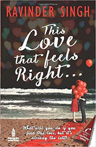 This Love that Feels Right…-Books-TBHPD-Helmetdon