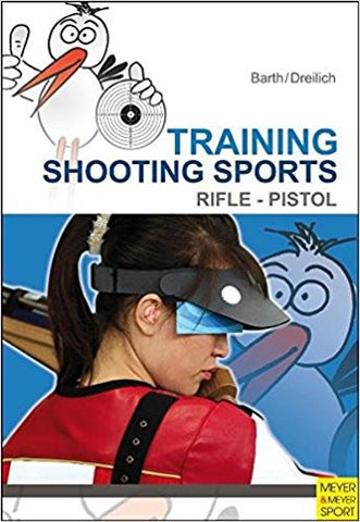 Training Shooting Sports: Rifle & Pistol-Books-TBHPD-Helmetdon