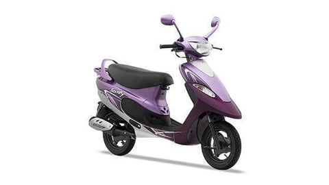 TVS Scooty Pep Plus - Accessory Pack, Insurance and RTO, Best On-road Price Deals in India-Auto - Scooters-TVS Motors-Coimbatore-Rs. 999.00 Convenience Fee - On Road Price Rs.54259/-Helmetdon