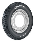 TVS Tyres DRAGON 90/90-12 54J Tubeless Scooter Tyre-Automotive Parts and Accessories-TVS TYRES-Helmetdon