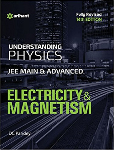 Understanding Physics for JEE Main & Advanced Electricity & Magnetism-Books-TBHPD-Helmetdon