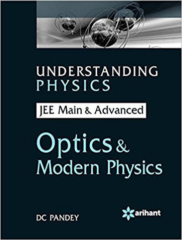 Understanding Physics for JEE Main & Advanced OPTICS & MODERN PHYSICS-Books-TBHPD-Helmetdon