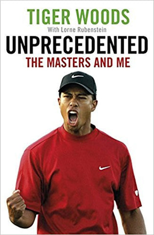 Unprecedented: The Masters and Me-Books-TBHPD-Helmetdon