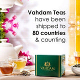 VAHDAM, Radiance- Glass Tea Pot with Infuser | 33oz/1000ml Tea pots for Loose Tea | Perfect Tea Maker | Tea Pots for Stove top | Scratch Resistant, Microwave Safe Tea Steeper | Glass Teapot-Kitchen-VAHDAM-Helmetdon