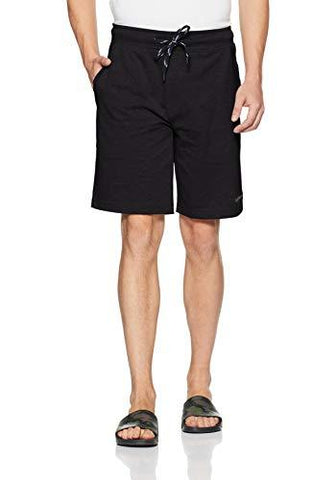 Van Heusen Men's Cotton Rich Lounge Shorts-Apparel-Van Heusen-Helmetdon