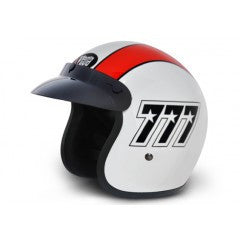 Vega Jet 777 Open Face Graphic Helmet-Helmets-Vega-M (Head Size 57 to 59 cm)-Helmetdon