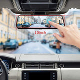 VIPECO 3G 1080p Car DVR Camera 9.35 inch Android 5.0 Rearview Mirror GPS Dash Cam Reliable Quality-CE-VIPECO-Helmetdon