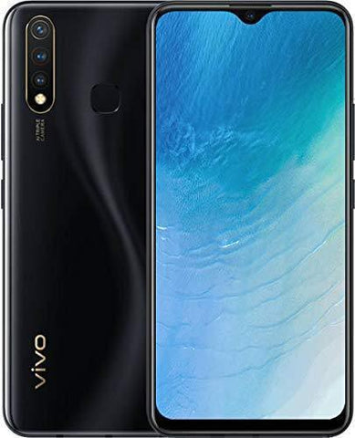 Vivo Y19 (Magnetic Black, 4GB RAM, 128GB Storage) with No Cost EMI/Additional Exchange Offers-Wireless-Vivo-Helmetdon