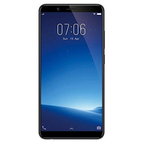 Vivo Y71 (Matte Black) without Offers-Vivo-Helmetdon