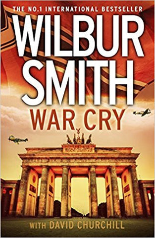 War Cry-Books-TBHPD-Helmetdon