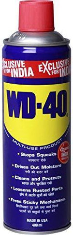 WD-40 400TC0313B Multi-Use Product Spray with Straw, 400 ml-Industrial-Pidilite-Helmetdon