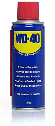 WD-40 Multi-Use Product Spray - 170 gms & 63.8 GMS - with Straw - SUPER SAVER COMBO PACK of 2-Industrial-WD-40-Helmetdon