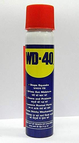 WD 40 WD-40 Multi-Use Product Spray - 63.8 GMS - with Straw-Industrial-WD40-Helmetdon