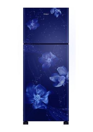 Whirlpool Frost Free 265 Ltrs Neo Double Door Refrigerator Sp278 Prm (Sapphire Magnolia)-Whirlpool-Helmetdon