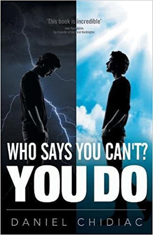 Who Says You Can't? You Do-Books-TBHPD-Helmetdon