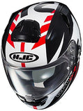 X-Small , Mc-1 : HJC RPHA-ST Rugal Full-Face Motorcycle Helmet (MC-1, X-Small)-Automotive Parts and Accessories-HJC Helmets-Helmetdon