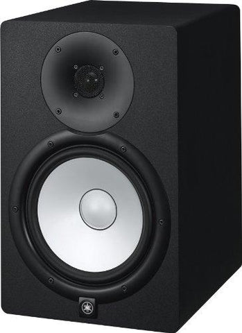 Yamaha HS8 Studio Monitor (Single Unit), Black-Musical Instruments-Yamaha-Helmetdon