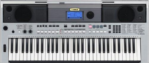 Yamaha PSR I455 Digital Keyboard, with Case-Musical Instruments-Yamaha-Helmetdon