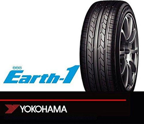 Yokohama Earth 1 205/65 R16 95H Tubeless Car Tyre-Automotive Parts and Accessories-Yokohama-Helmetdon