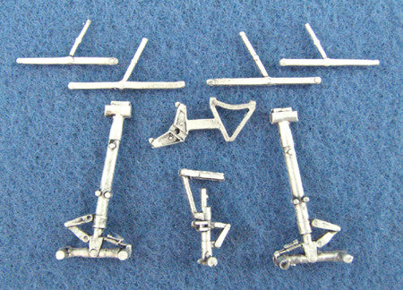 SAC 14401 Boeing 787 Dreamliner Landing Gear For 1/144th Scale Zvezda Model