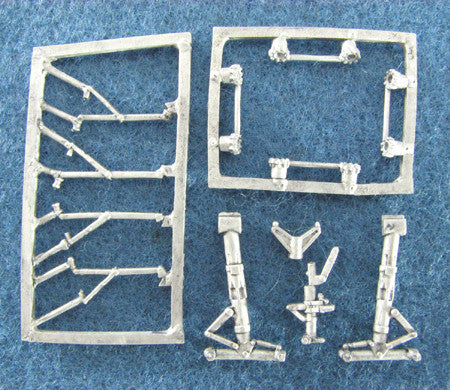 SAC 14402 Boeing 767  Landing Gear For 1/144th Scale Zvezda Model
