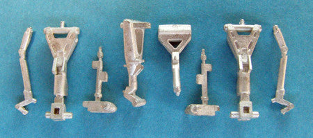 SAC 14410 R.A.F. Vulcan Landing Gear For 1/144th Scale Great Wall Model