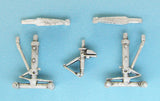 SAC 14415 Boeing 720 Landing Gear For: 1/144th Scale Roden Model -