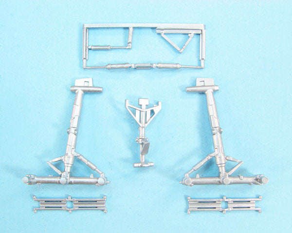 SAC 14423 Boeing 777 Landing Gear for 1/144th Scale Zvezda Model