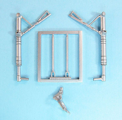 SAC 32107 Hawker Hurricane Landing Gear 1/32nd Scale Fly Model