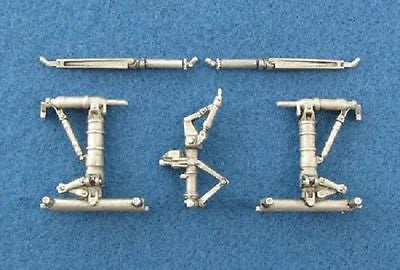 SAC 72001 KC-135 Landing Gear For 1/72nd Scale AMT / Italeri Model