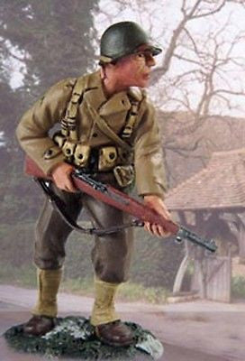 Kit# 9643 - US Rifleman WWII