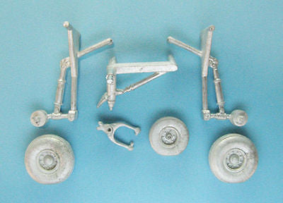 SAC 48228 OV-10 Bronco Landing Gear For 1/48th Testor / Hawk Model