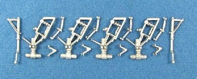 SAC 72003 B-52  Landing Gear For 1/72nd Scale AMT / Italeri Model