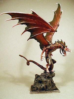 Kit# VEL4024B - Razorwing Dragon - Resin