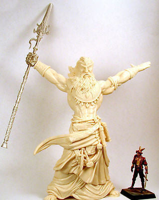 Kit# VEL1083 - Jsartan, Storm Giant - resin