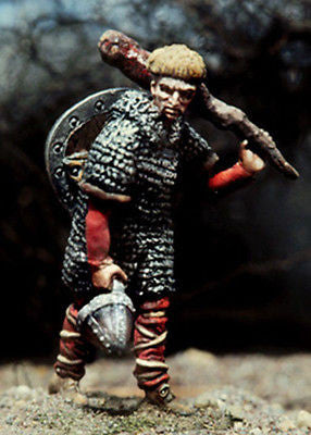 Kit# 9841 - Norman Man At Arms