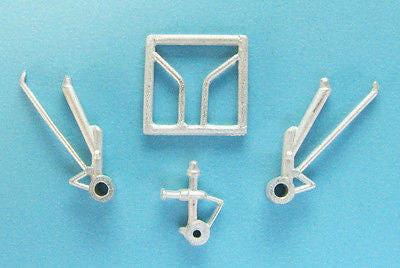 SAC 14411 Boeing 727 Landing Gear For 1/144th Scale Airfix Model