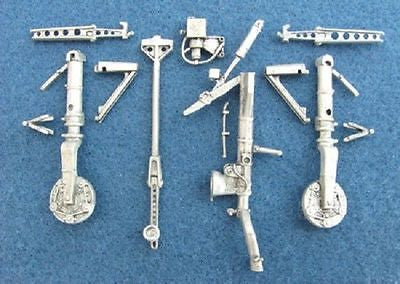 SAC 32044 F-15 D/E Eagle Landing Gear For 1/32nd Scale Revell Model