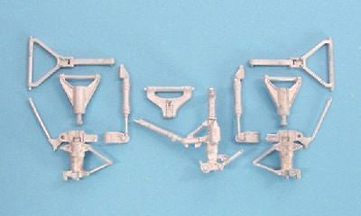 SAC 48159 C-2A Greyhound Landing Gear for 1/48th  Scale Kinetic/ Italeri Model
