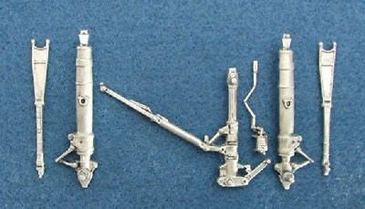 SAC 48098 EA-6B Prowler Landing Gear For 1/48th Scale Kinetic, Italeri Models