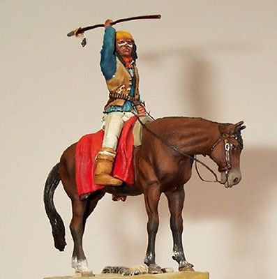 Kit# 9893 - Cochise Mounted Apache